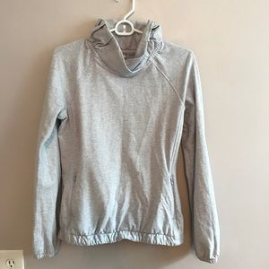 Lululemon Pullover Sweatshirt Light Purple/Gray